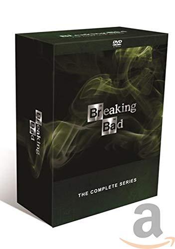 L'intégrale de la série Breaking Bad en coffret DVD