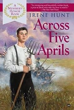 Across Five Aprils[ACROSS 5 APRILS][Mass Market Paperback]