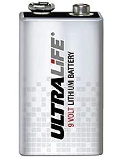 Ultralife - Pila Litio U9VLJP 9V 1.2Ah