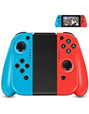 LATEC Wireless Controller per Nintendo Switch, Joystick Gamepad Bluetooth Sostituzione per Joy Con Doppio shock Giroscopio a 6 Assi Compatibile Nintendo Switch Pro