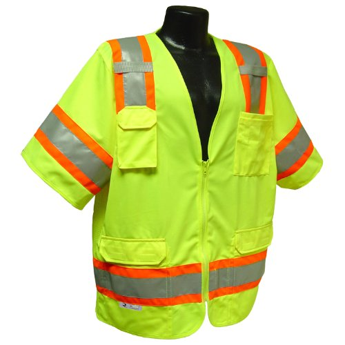 Radians SV63GXL Two-Tone Vest for Safety