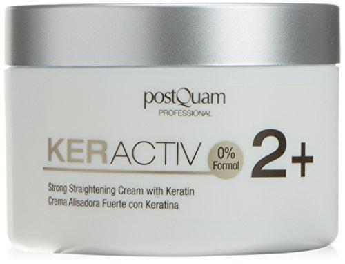 Postquam | Crema Alisadora Fuerte con Keratina para el Pelo, 200 ml