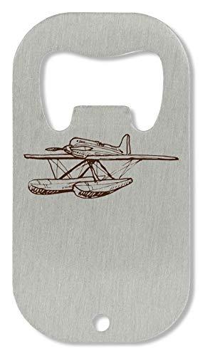ShutUp Water Plane Aircraft Artwork flesopener