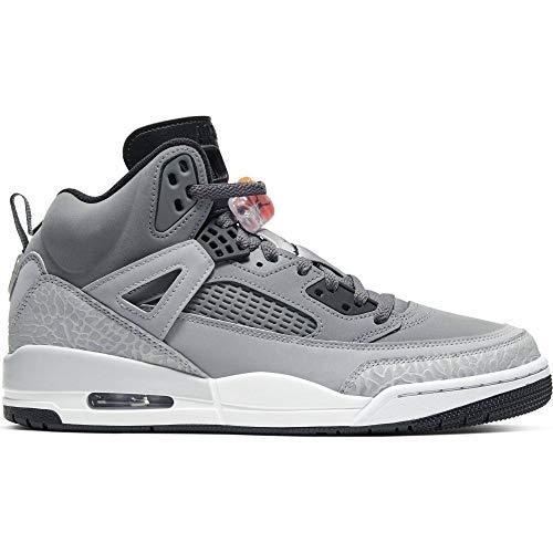Nike Herren Jordan Spizike Basketballschuhe, Mehrfarbig (Cool Grey/Black-Wolf Grey-Pure Platinum 008), 43 EU
