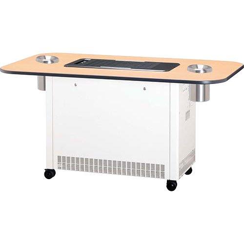 山崎産業 施設用品 分煙機 MKS-15RTZ テーブル型