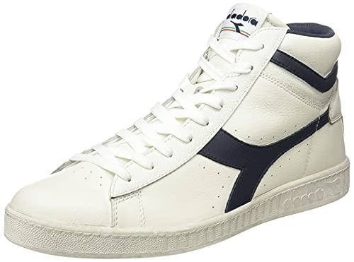 Diadora - Sneakers Game L High Waxed per Uomo e Donna (EU 40)