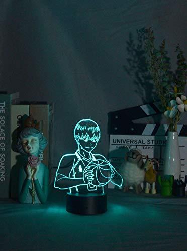 Regalos para niños en el año 2021 3D Decorativa LED Linterna Bluetooth Bluetooth Básica Animación Bola abrazar Personas Iluminación Vacaciones Interruptor Junge Ambiente Regalo DUYAO00