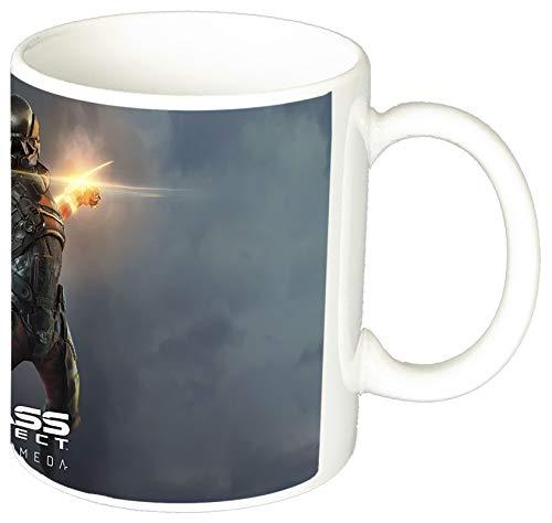 Mass Effect Andromeda Taza Ceramica