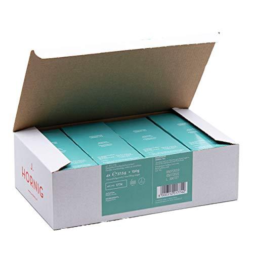 J. Hornig Pfefferminztee, 4 x 25 Packung, 100 Teebeutel, Tee im Vorratspack, natürlicher Tee mit Pfefferminze