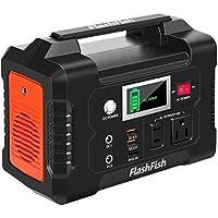 FlashFish 200W Portable Power Station with 40,800mAh Battery