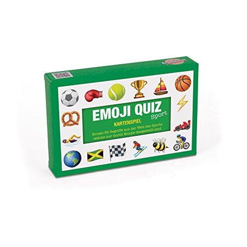 Bubblegum Kennst du das Emoji Spiel - Sport | Kartenspiel