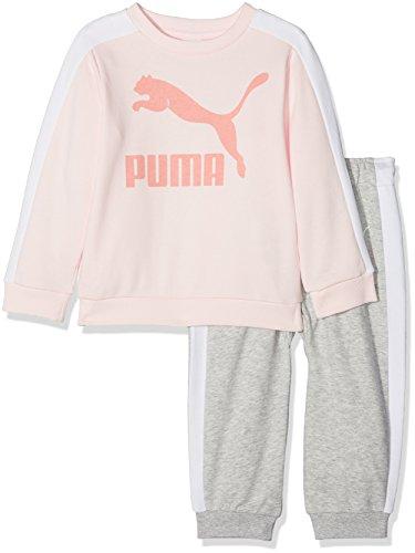 PUMA, Classics T7, joggingpak voor volwassenen, kleur parel, maat 80