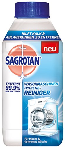 Sagrotan Waschmaschinen Hygiene Reiniger Desinfektion Waschmittel Wäsche 250ml