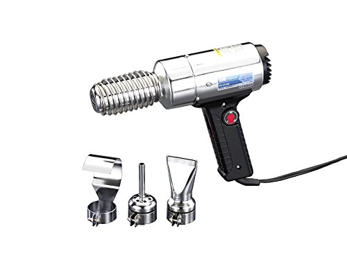 エスコ AC100V/1020Wヒートガンセット温度可変式 EA365VA-12