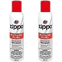 2-Pack Zippo Butane Fuel, 5.82 oz