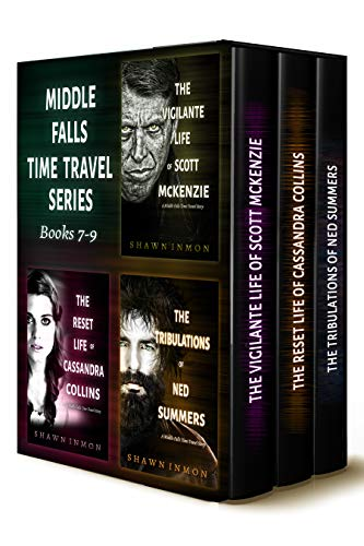 Middle Falls Time Travel Series, Books 7-9 (Middle Falls Time Travel B... - 41bYu8KBpZL
