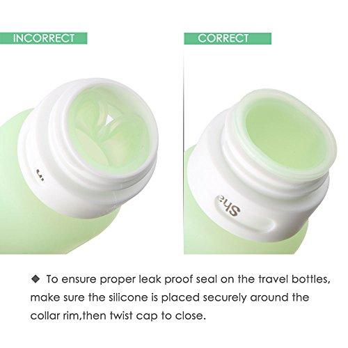 Opret Botellas y contenedores de viaje