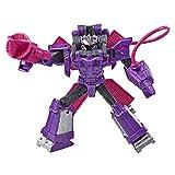Hasbro Transformers- Cyberverse Shockwave con Spark Armor, se combina con Solar Shot para...