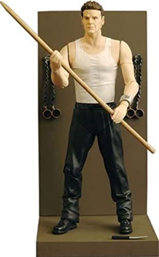 Buffy The Vampire Slayer Angel AFX Exclusive 'Ring' Angel Action Figure by Angel
