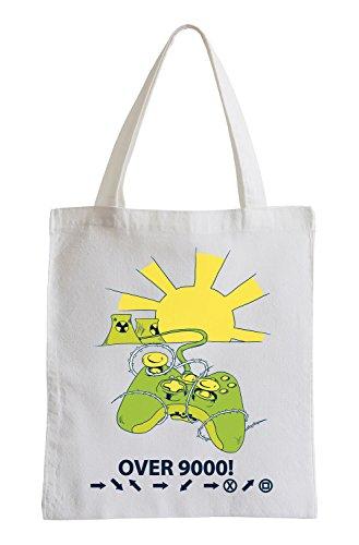 Comic Controller Game Atom Sun Clubwear Jutebeutel
