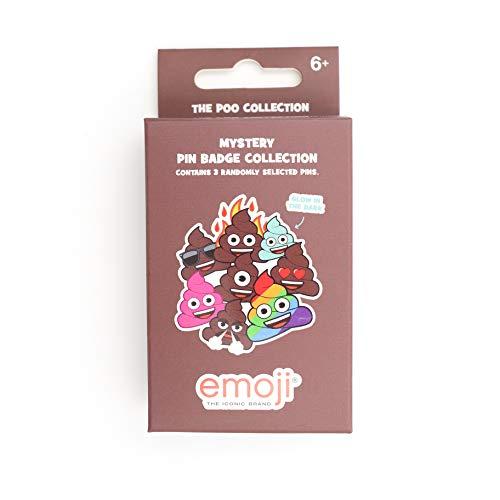 Emoji Club - Weiche Emaille. Kein Stein