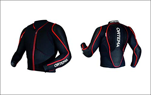 ORTEMA Ortho-Max Jacke New Generation L Protektorenjacke Protektor MTB MX Enduro Mountainbike Motocross