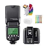 Godox TT685F TTL 2.4G GN60 High-Speed Sync 1/8000S...