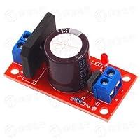 整流器フィルター電源ボード/ 8A整流器パワーアンプ/ 8A整流器赤色LEDインジケーター付き/ ACシングル電源