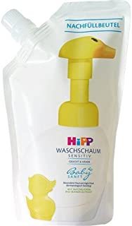 HiPP Baby Soft Foam Bath - DUCK - 250ml- REFILL Bag