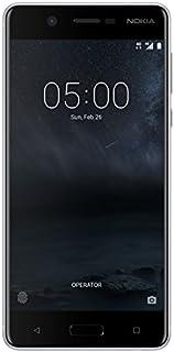 هاتف نوكيا 5 ثنائي شرائح الاتصال بذاكرة رام 2 جيجا وشبكة الجيل الرابع ال تي اي، زجاج مقسى 16 GB 11ND1SW1A02