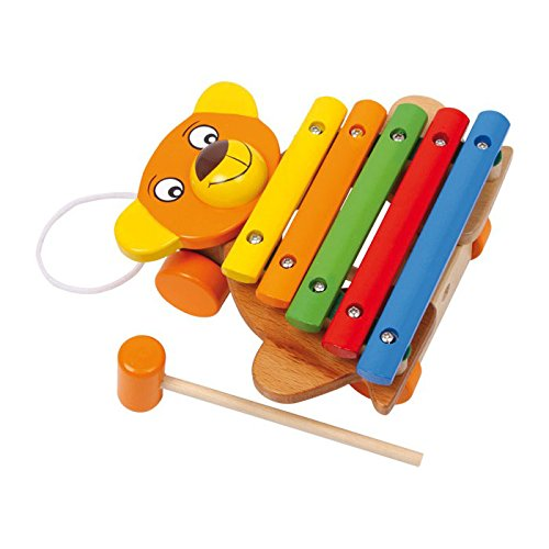 Small foot company - 3380 - Jouet Musical - Xylophone - Ours