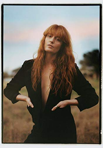 Generic Florence + The Machine How Big,How Blue,How Beautiful Foto Poster 011 (A5-A4-A3) - A5