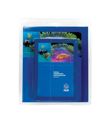 Padi Manual 70092PL - Fotógrafo digital U/W (incluye pizarra blanca de equilibrio (pulida)