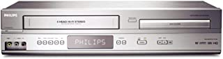Philips DVP3345V/17 DVD/VCR Combo (Renewed)