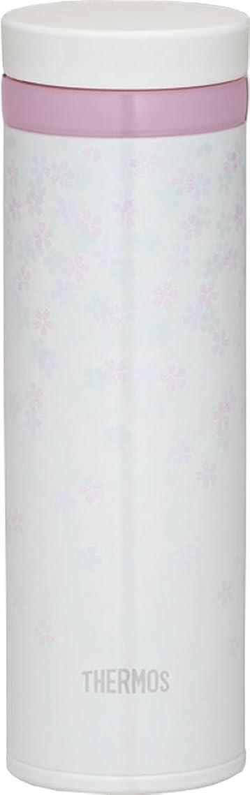 告白するメンタルヘビサーモス 日本製 水筒 真空断熱ケータイマグ 350ml 桜 JNY-350SKR