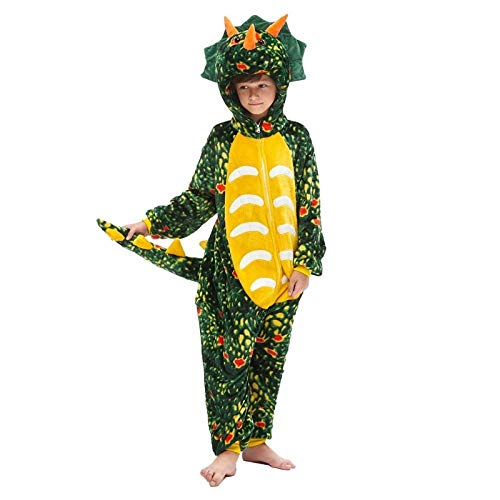 Qaoping Ropa de Dormir Pijama Pajamas DE NIÑOS Playa DE Paja DE Halloween AÑO Nuevo Carnaval Party Pajamas Disfraz