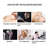 Acupuntura masaje pen, meridian energy masaja eléctrica acupuntura pluma electronic pen pluse massager para aliviar el dolor