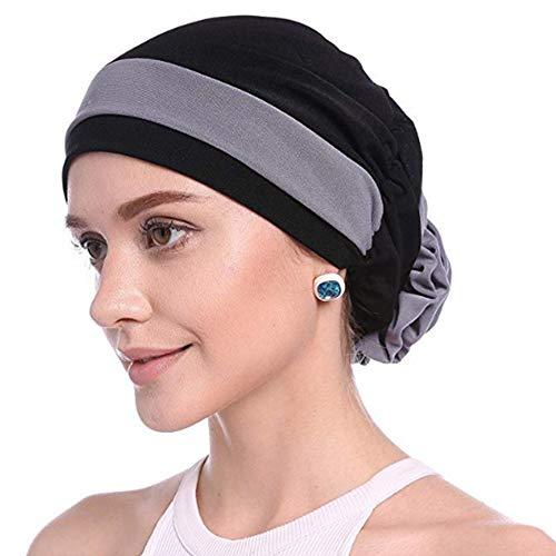WETOO Sombreros y Gorras Boinas Mujer para Oncológicos y