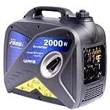 Groupe électrogène inverter essence monophasé 2000 W WORMS