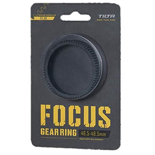 Tilta Anillo de engranaje de enfoque sin costuras Tiltaing 360 ° Rotación Silencioso Follow Focus Ring Para SLR DSLR Accesorios de cámara Tiltaing TA-FGR (46.5-48.5)