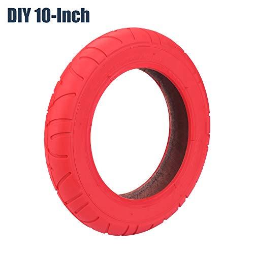 Winbang Roller-Reifen, 10-Zoll-Außenschlauch-Anti-Rutsch-Balancing-Hoverboard-Reifen für den Elektroroller Xiaomi M365 (1pc)