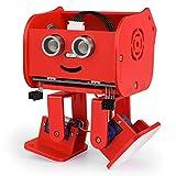 ELEGOO Penguin Bot Biped Robot Kit for Arduino Project with Assembling Tutorial,STEM Kit for...