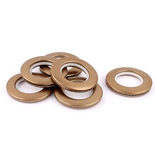 New Lon0167 40mm Inner Featured Dia. Round Plastic Reliable Efficacy Drapery Curtain Eyelets Rings Clips Grommets 6pcs(id:619 51 b9 69f)