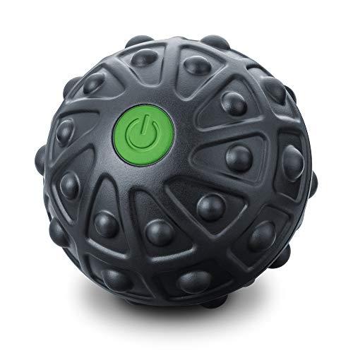 Beurer MG 10 Massageball mit Vibration, ergonomischer Form und tiefenwirksamer Oberflächenstruktur, für die gezielte Triggerpunkt-Massage von verspannten Muskelpartien