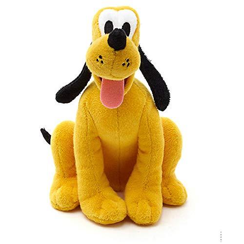 Offizielles Disney Pluto 20cm Weiches Plüschtier