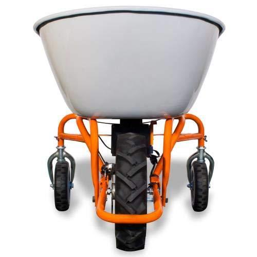 Introduction To The Motorised Wheelbarrow & Carts