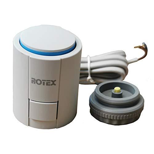 ROTEX Stellantrieb 230 Volt stromlos geschlossen M30x1 Fußbodenheizung