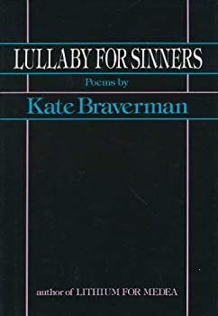 Lullaby for sinners: Poems 0060104392 Book Cover
