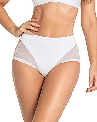 Super Comfy Control Panty Shaper , Large, White