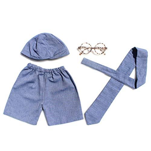 Yunso Baby Kostüm Kleidung Shooting, Neugeborenes Fotografie Props